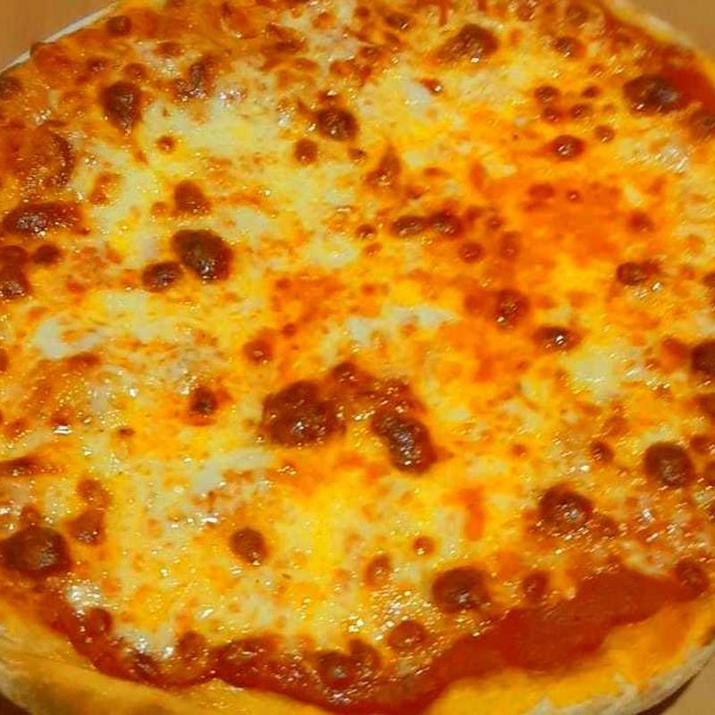PIZZA MARGARITA : Nuestras Pizzas de Pizzería Las Tres B