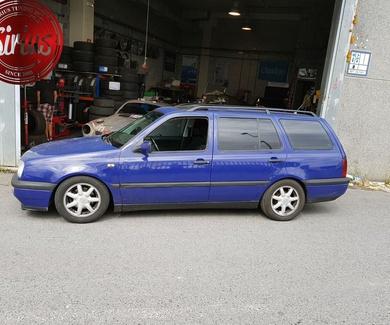 VW Golf 3 Variant + TaTechnix