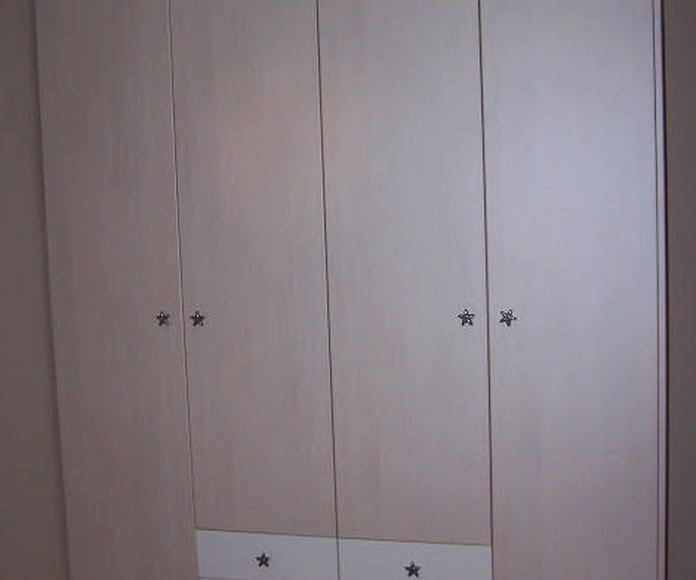 armarios a medida en Martorell|Fustería de Castellví
