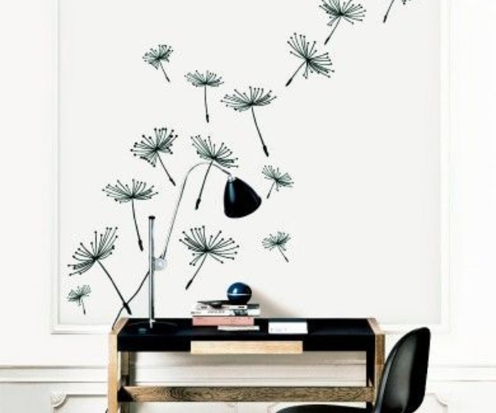 Wall sticker vinilo decorativo Blum en Barcelona