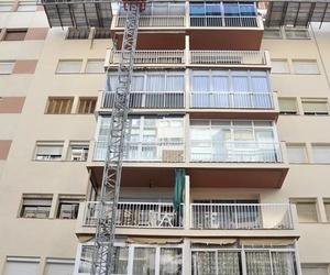 Trabajos en fachadas Sabadell