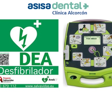 Clínica dental cardioprotegida