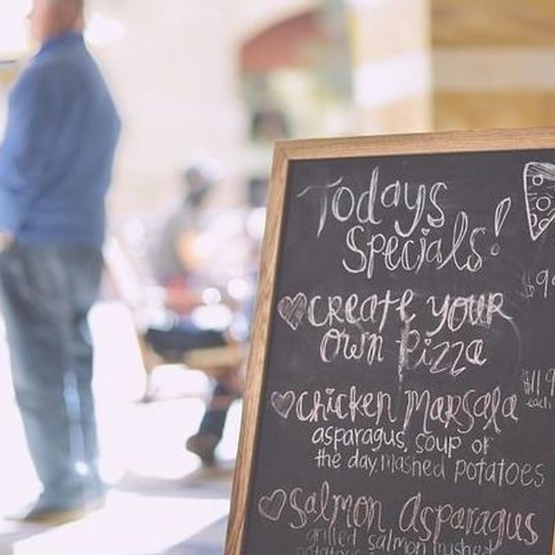 Menús caseros: Carta y Menú  de Cafetería Montesa