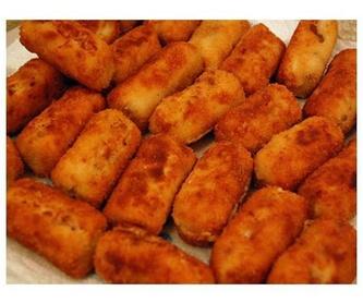 Pescados fritos, plancha o rebozados: Carta  de Mesón Segalerva