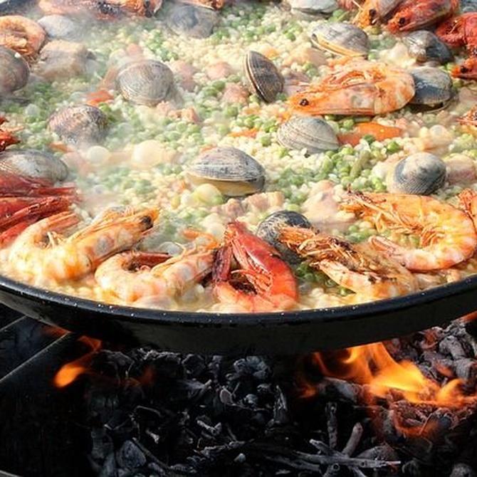 Conoce y disfruta de la gastronomía Valenciana