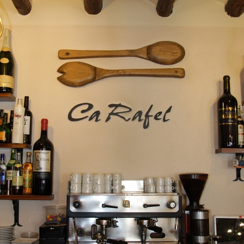 Comer arroz en Benimantell | Mesón Ca Rafel
