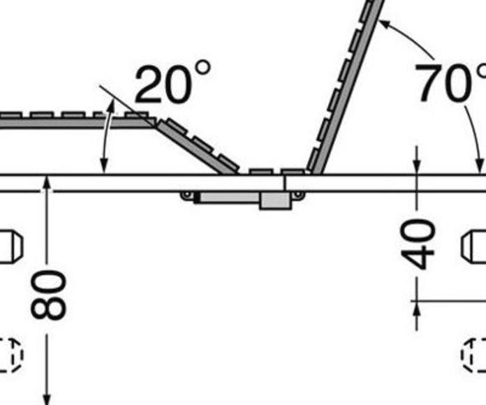 Cama electrónica articulada con elevación ARMINIA