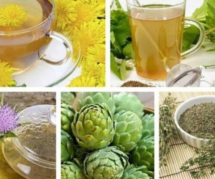 8 infusiones de hierbas para desintoxicar el cuerpo