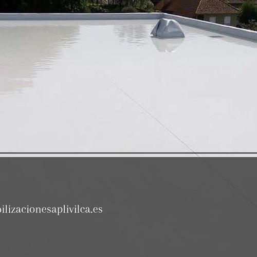 Impermeabilización de terrazas en Vigo | Aplivilsa
