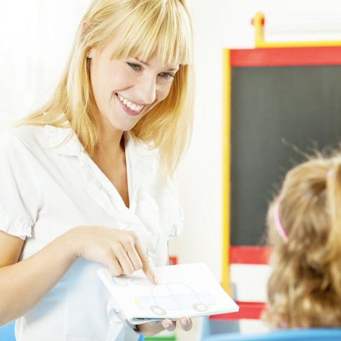Algunas ventajas de llevar a los niños a la guardería