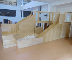 Mobiliario infantil en Navarra | Tecdema