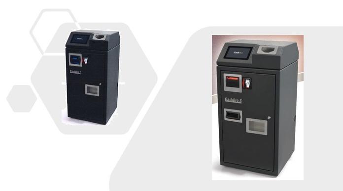 Nuevos Modelos CashDro 6 y 7