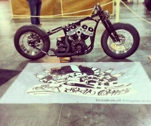 Personalisation of Custom and Classic Motor Cycles