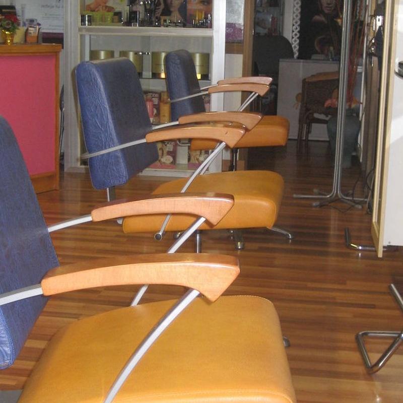 Venta de productos de peluquería: Servicios de Unisex Estética y Peluquería Oña