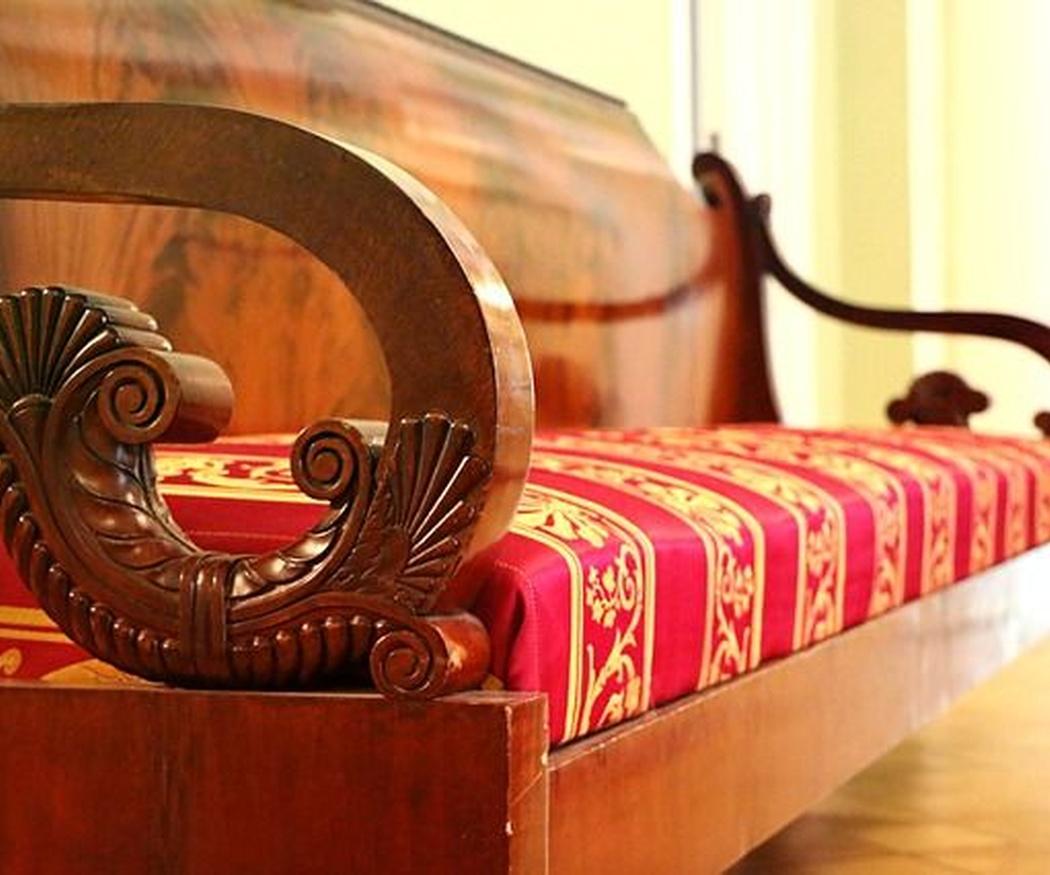Las diferentes tapicerías para sofás