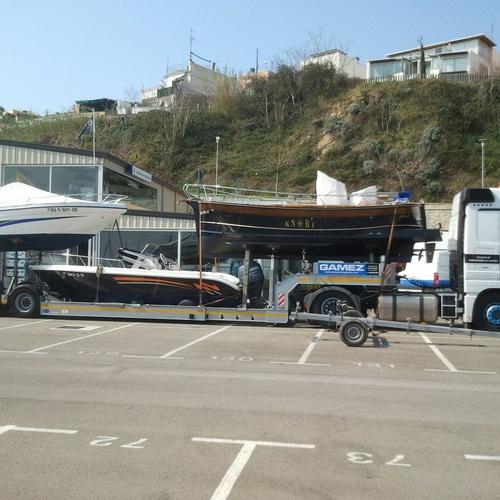 Transporte por carretera en Molins de Rei | Transportes Gámez