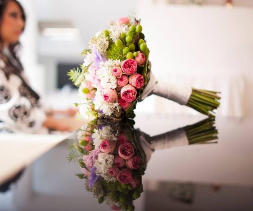 2017 y tendencias en ramos de novia