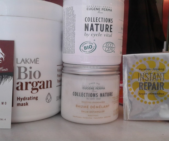 Natural products: Our services de New Image Leo Blasco