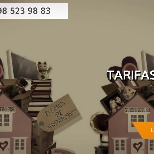 Empresa de mudanzas en Asturias