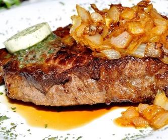 Lunch: Carta de La Taberna Restaurante