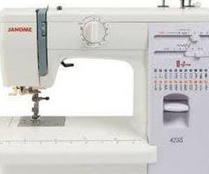 JANOME 423S: Productos y servicios de C y C Labores