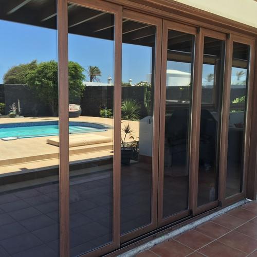 Carpintería de aluminio integral en Lanzarote