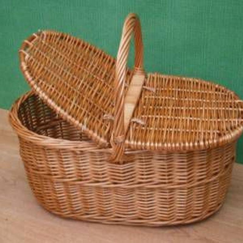 Cestas de setas: Productos y materias primas de Estilo 2 Bambú, S.L.
