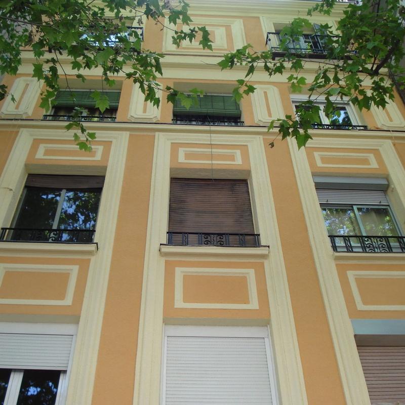 Pº. Santa María de la Cabeza, 25. Madrid. Estado reformado