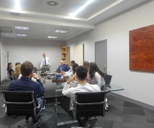 Reuniones y formación en servicios jurídicos a nuestro personal