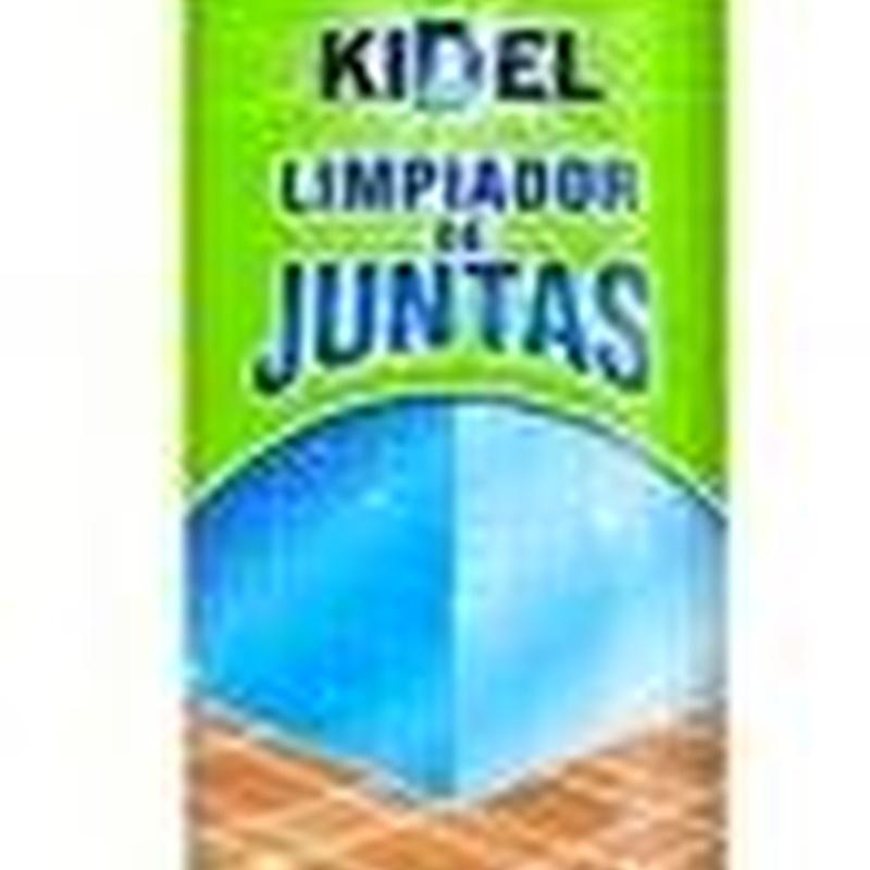LIMPIADOR DE JUNTAS KIDEL 750ML.: SERVICIOS  Y PRODUCTOS de Neteges Louzado, S.L.