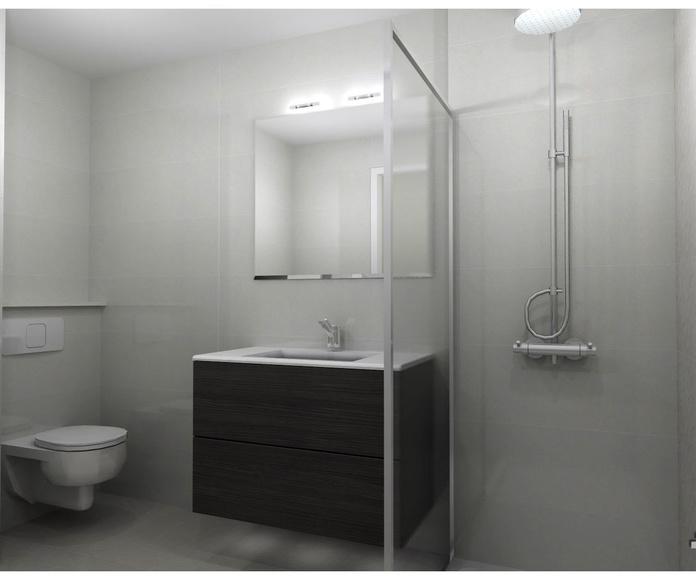 Reformas de baño Gijon