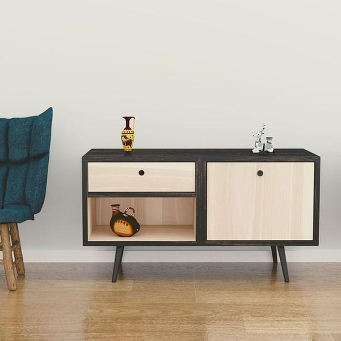 Ventajas de comprar muebles reciclados