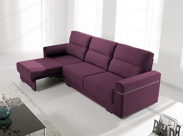 Sofa cama Lyon abierto