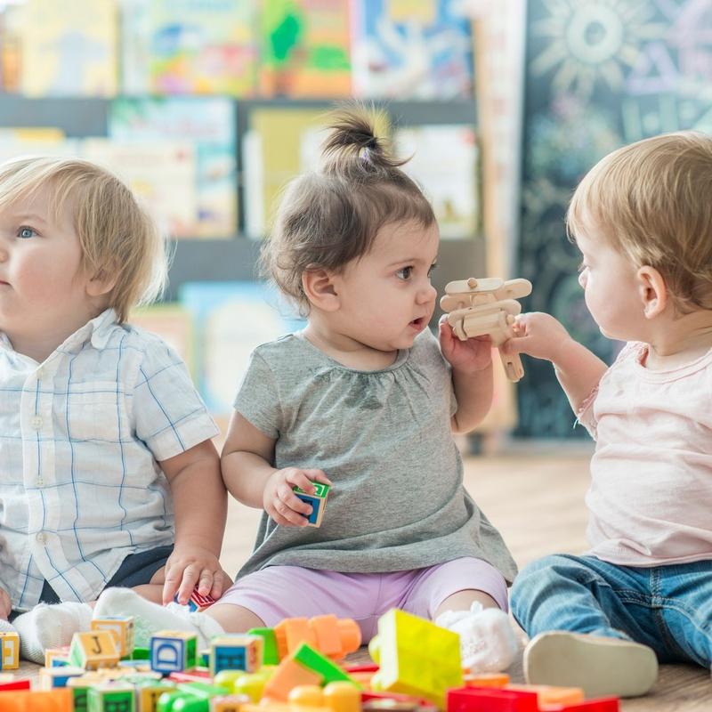 Estimulación temprana y pediatría: Servicios de Escuela Infantil Colorines