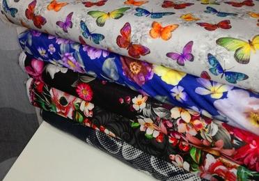Tejidos y telas de vestir