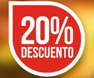 Promoción Otoño-Invierno descuento 20%