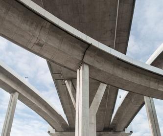 Juntas de expansión modular: Servicios de Técnicas y Obras Noroeste