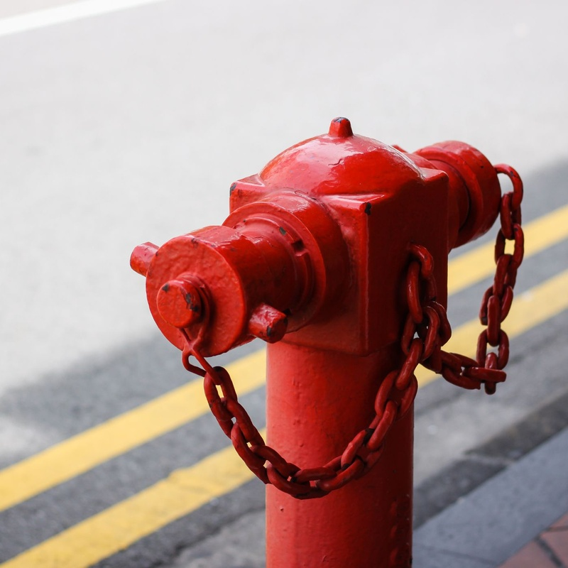 Sistemas hidrantes: Servicios de Visufoc