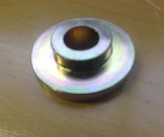 Eslabón de enganche: Productos de Mecanizados Herca