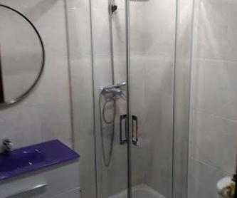 Espejos de seguridad para portales: Servicios de Cristalería Fernando