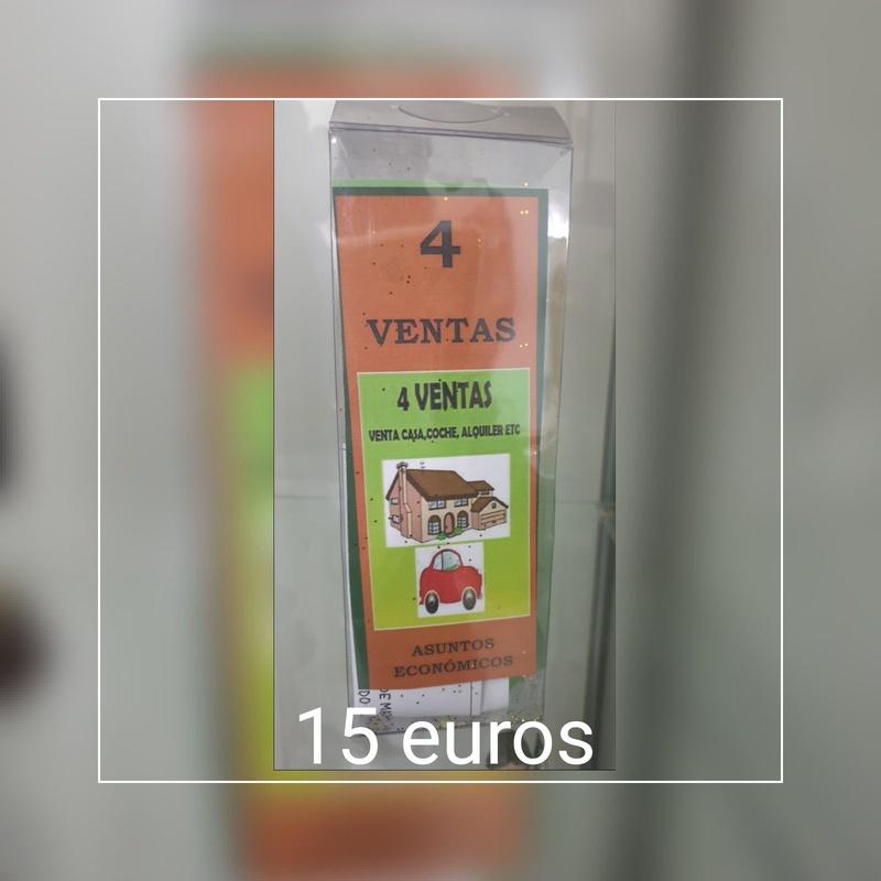 Velas anaranjadas: Servicios de Tarot y Videncia Sonia
