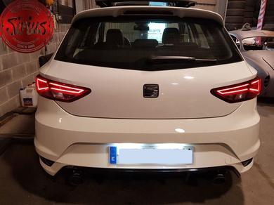 Seat Leon 5F - Leds