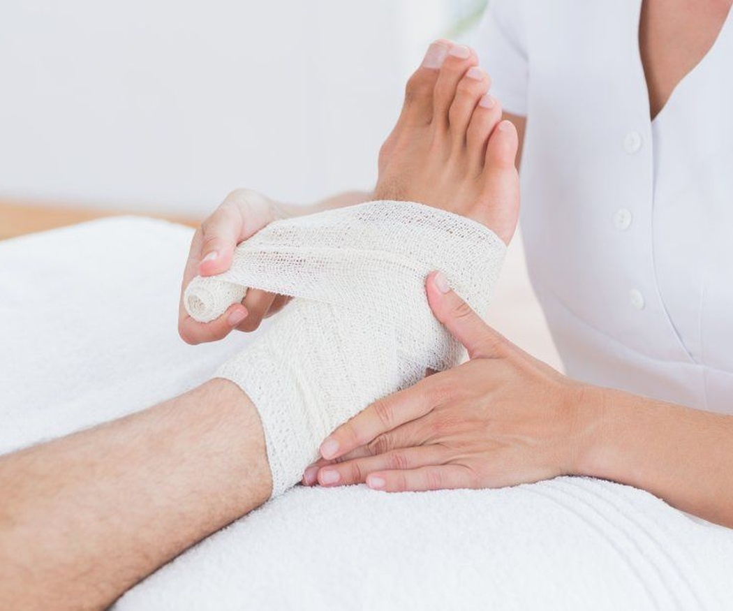 El tratamiento del pie diabético