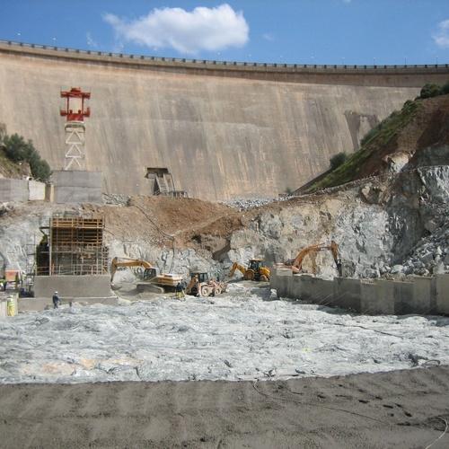 Estudio geológico de la cimentación de la presa La Breña II (Córdoba)