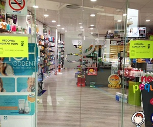 Farmacias especializadas en Vallirana, Barcelona