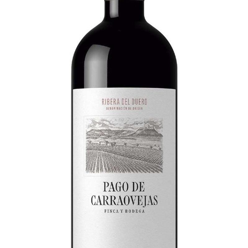 Tinto Pago de Carraovejas: Nuestra Carta de Restaurante Coto do Rano