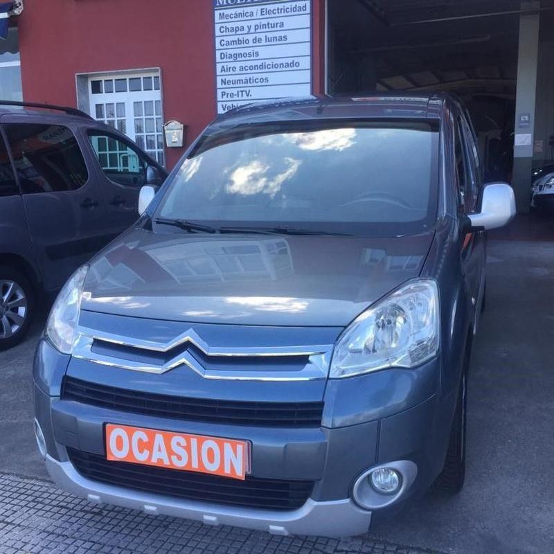 Citroën Berlingo 1.6HDI 92CV: Vehículos de ocasión de OCASIÓN A LAGOA