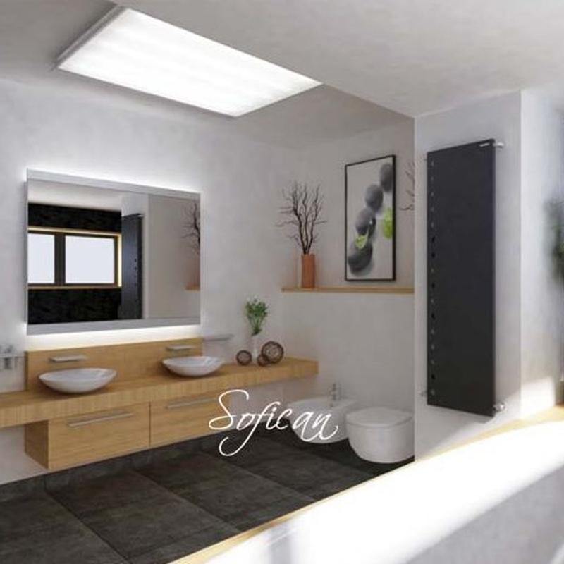 Muebles de baño: Proyectos de Sofican