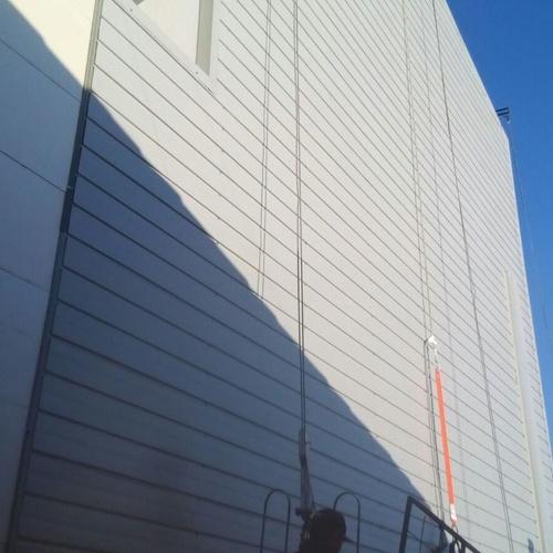 Trabajos ne fachadas Lleida