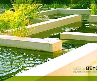 Riegos: Servicios de Beysa Arquitectura y Paisajismo